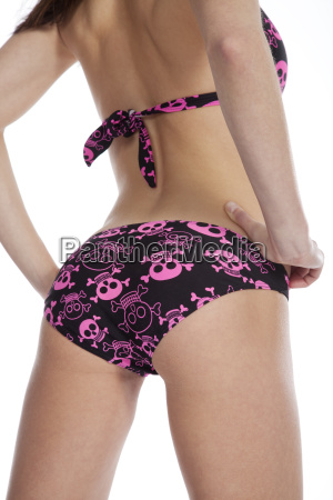 buttocks ass derriere backside bum buns close-up - 3021026