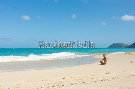 on, the, beach, of, hawaii - 3021684