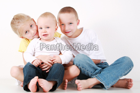 portrait, blank, european, caucasian, expression, childhood - 3021150