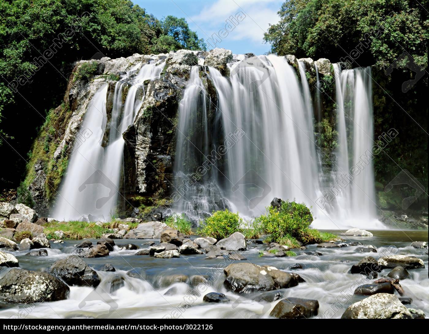 waterfall, in, reunion, island - 3022126