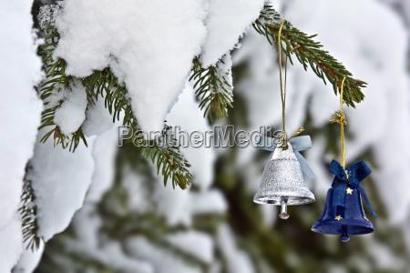 small christmas bells