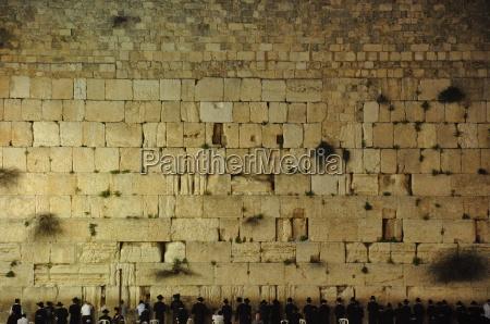 old western wall