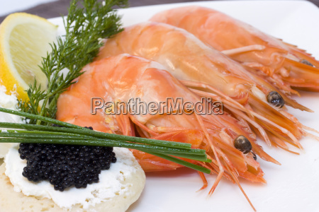shrimps, and, caviar - 3038597