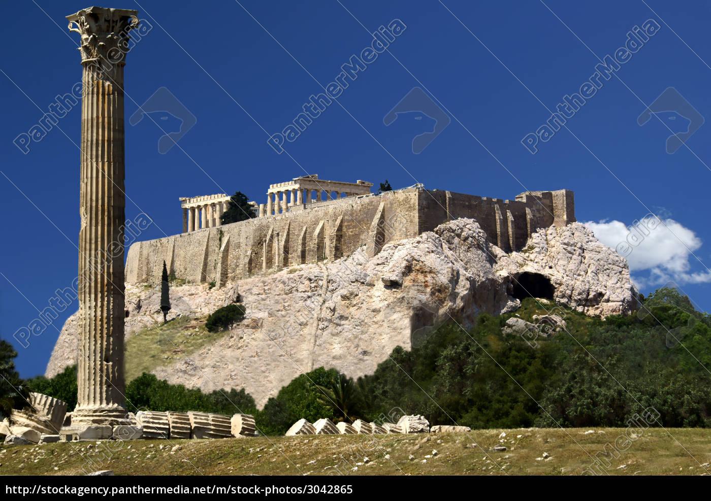 the, acropolis, of, athens - 3042865