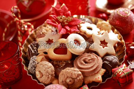 delicious, christmas, cookies - 3044925