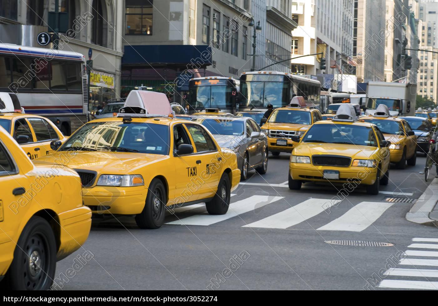 new, york, yellow, cabs - 3052274