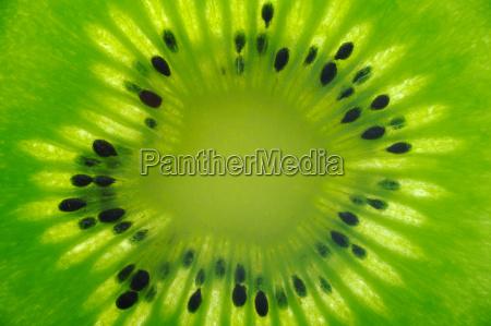 kiwi, slice, (macro) - 3056167