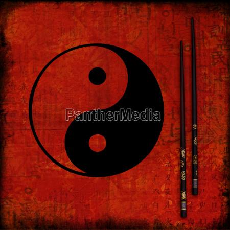 collage, ying, yang - 3058697