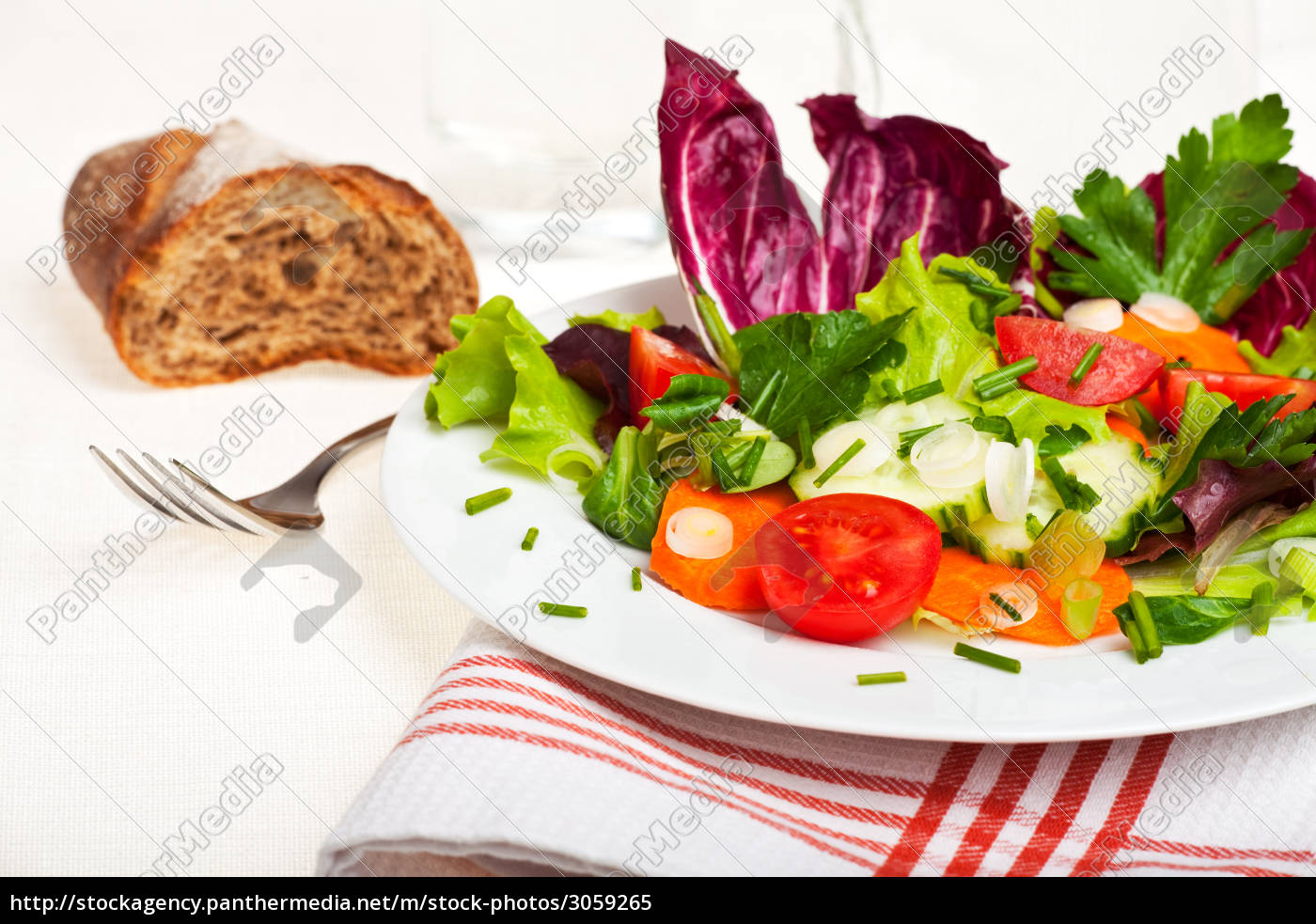 mixed, salad - 3059265
