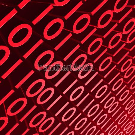 red, binary - 3060613