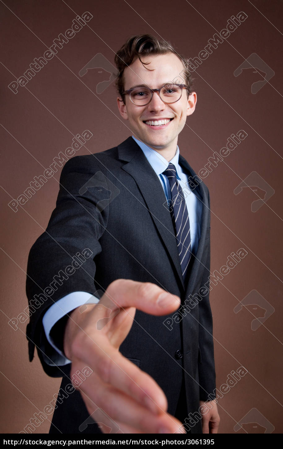 the, business, handshake - 3061395