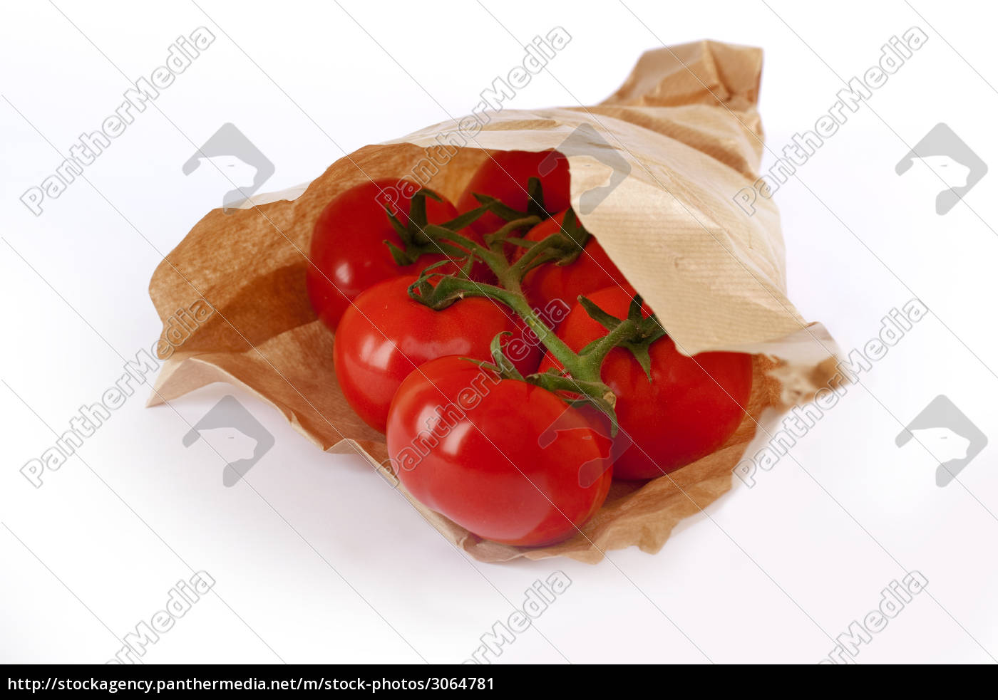 Üte, tomatoes, in, papered - 3064781
