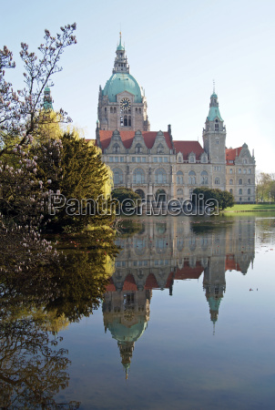 neues, rathaus, -, hannover - 3064993