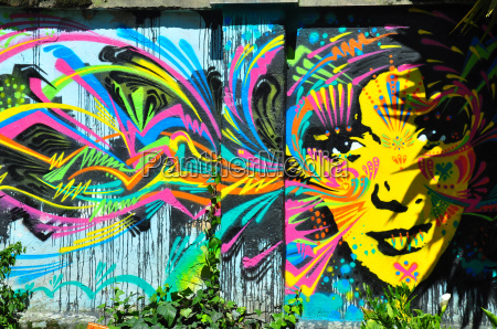 street, mural - 3064521