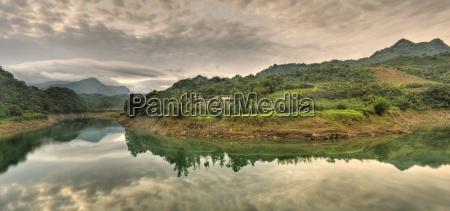 panoramic, river, scenery - 3066069