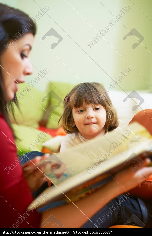 three, little, girls, and, female, teacher - 3066771
