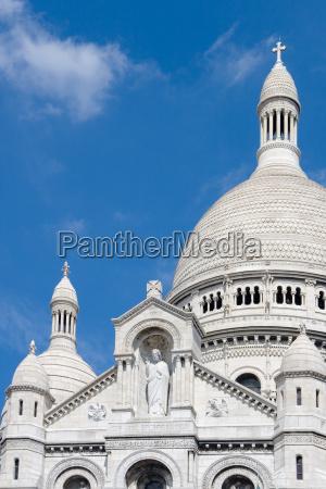 church, in, montmartre, , paris, , france - 3070377