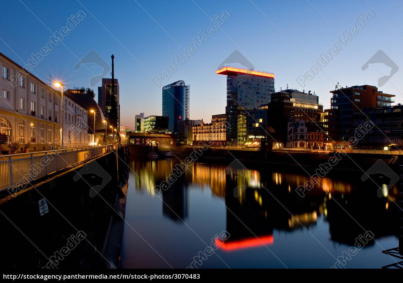 media, harbour, dusseldorf - 3070483