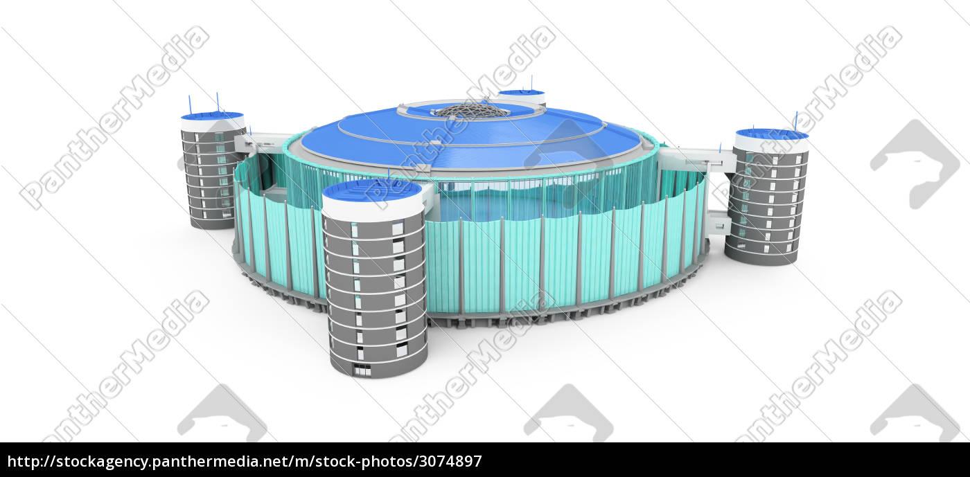 stadium, over, white - 3074897