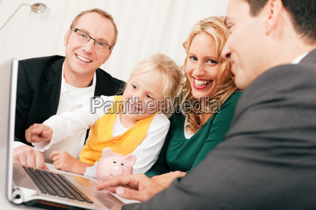 family with consultant finance