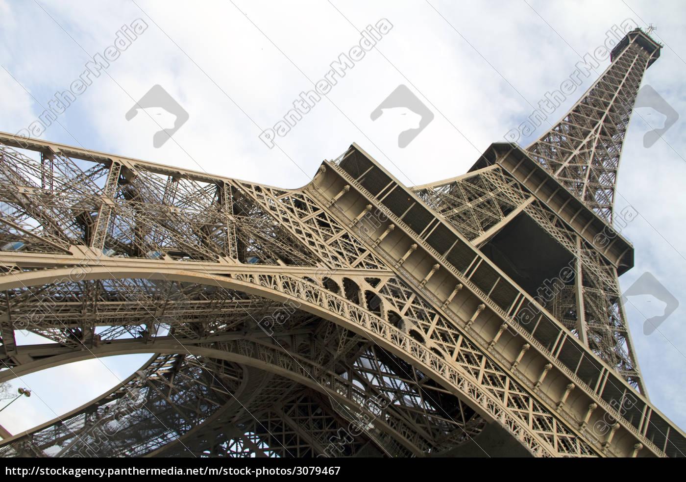 eiffel, tower, paris - 3079467