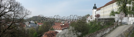 panoramic, view, on, weihenstephan, and, dom - 3080967