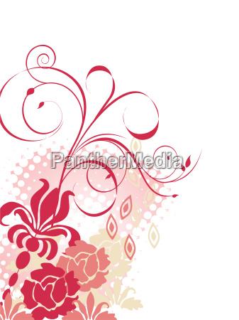 floral, design - 3083805