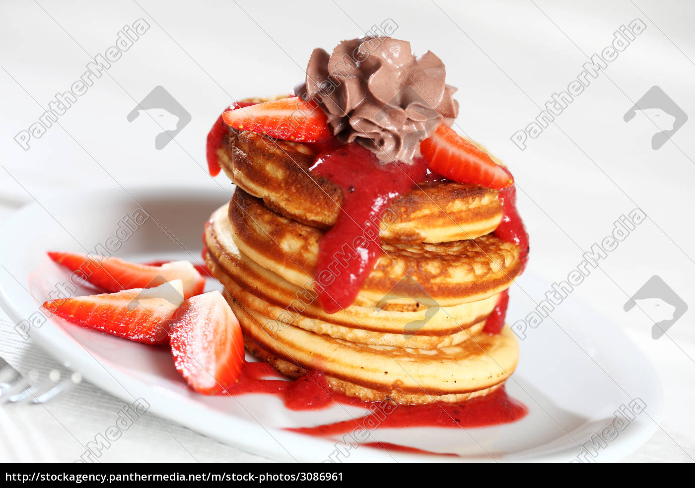 food, aliment, sweet, strawberry, dish, meal - 3086961