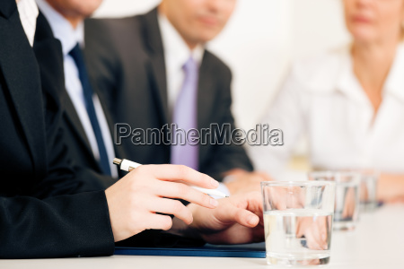 team, in, meeting - 3093533