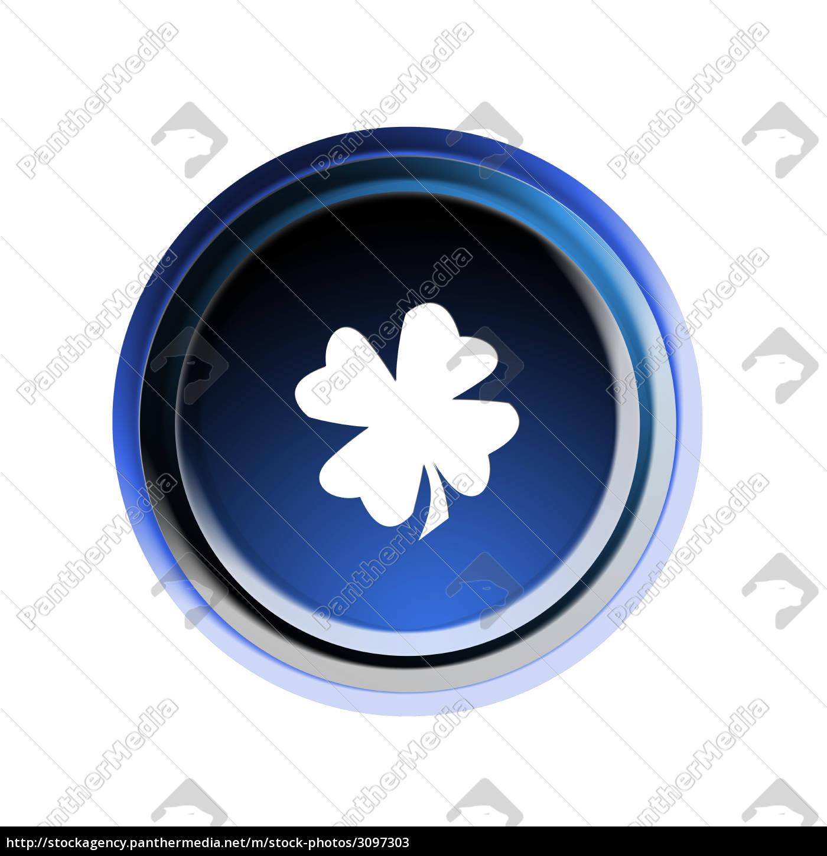 bliss, button - 3097303