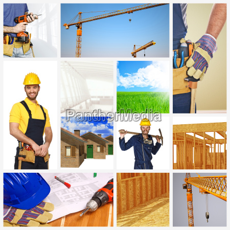 building, industry, background - 3097467