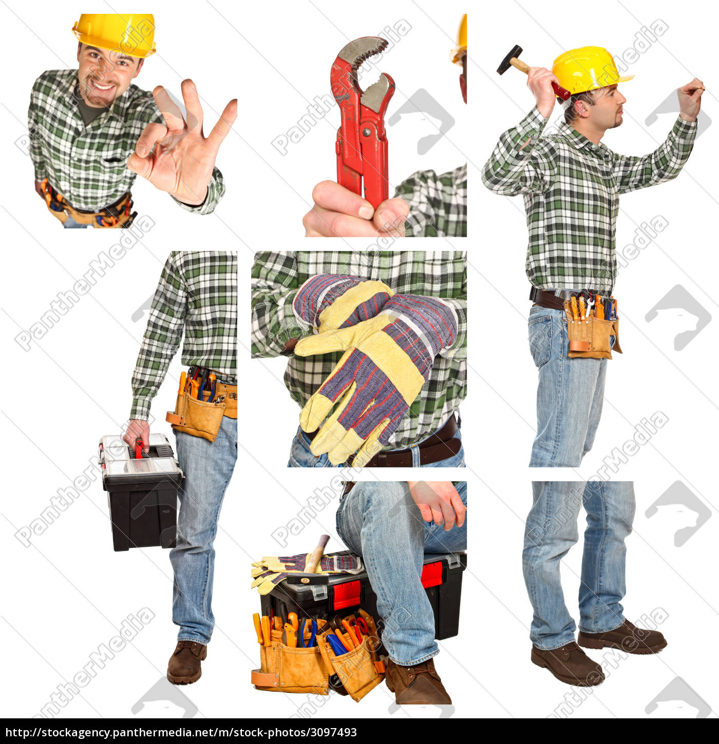 carpenter, foreman, handyman, workers, laborer, worker - 3097493