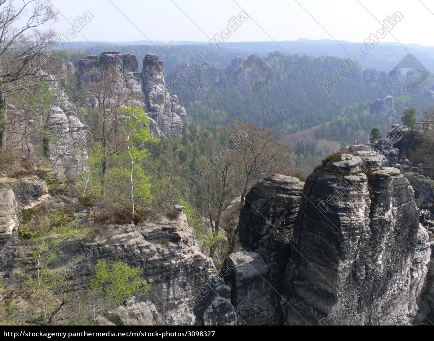 elbsandsteingebirge - 3098327