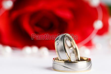 wedding, rings, wedding, bands - 3098845