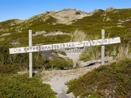 nature, reserve, -, no, way - 3101585
