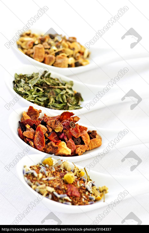 assorted, herbal, wellness, dry, tea, in - 3104337