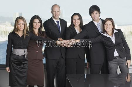 cheer, six, business - 3111053