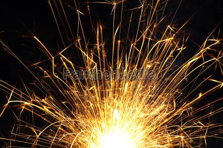 sparkler, flashed - 3112839