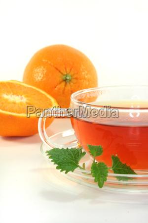 orange, tea - 3116743