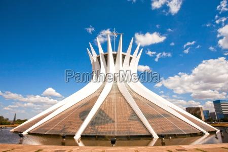 cathedral, metropolitana, nossa, senhora, aparecida, of - 3122483
