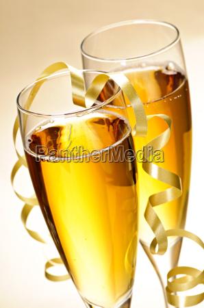 champagne, glasses - 3127875