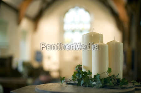 church, candles - 3128073