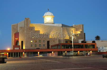 theatre in gran canaria