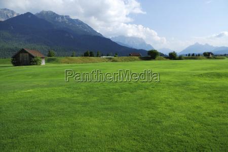 alpine, golf, green - 3134657