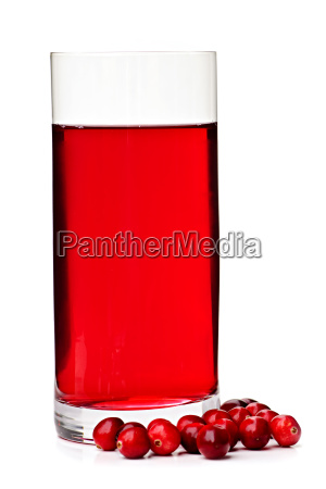cranberry, juice, in, glass - 3134977