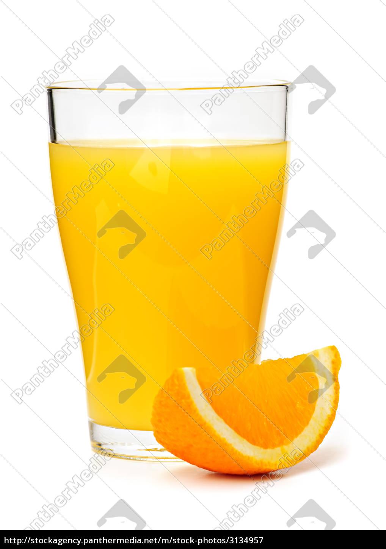 orange, juice, in, glass - 3134957