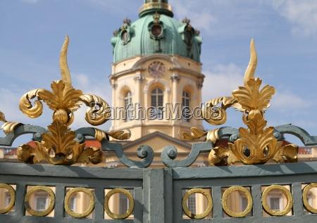 golden, fence - 3136867