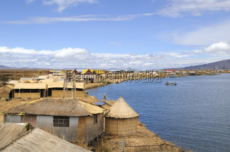 reed, island, of, the, uros - 3140945