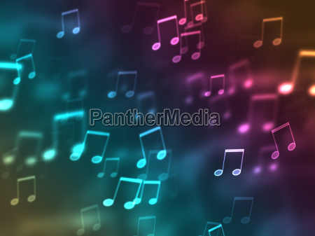 art, notes, abstract, blur, backdrop, background - 3145845