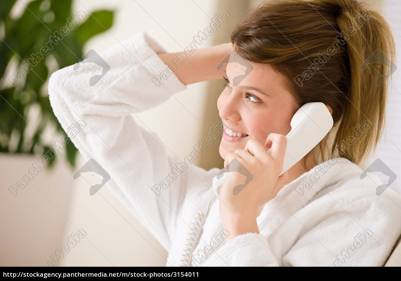 on, the, phone, home, woman, calling - 3154011